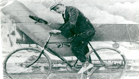 bicicleta classica hombre